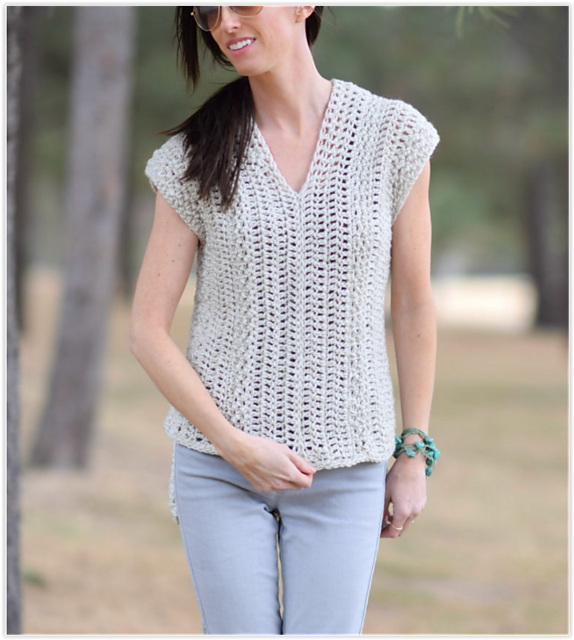 Crochet Patterns Galore Topcho