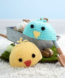 Baby Chick Hats