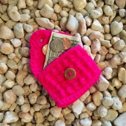 Bitty Berries Coin Purse