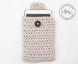 Herringbone Tablet Cover