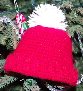 Crochet Patterns Galore - Baby Christmas Hat 941849a466d