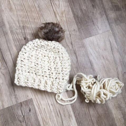 Crochet Patterns Galore - Criss Cross Chunky Beanie