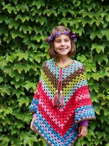 Super Groovy Poncho