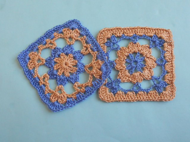 Crochet Patterns Galore Crochet Flower Granny Square