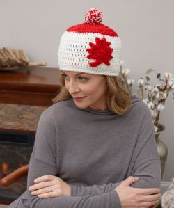 Adult Maple Leaf Hat