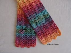 Gorgeous Toddler Scarf