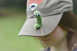 Worm On A Hat Hook