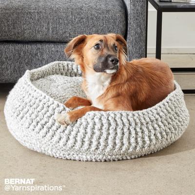 Crochet Patterns Galore Crochet Pet Bed