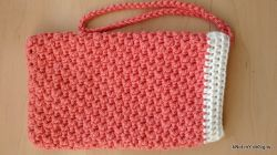 Griddle Mobile Wristlet Pouch