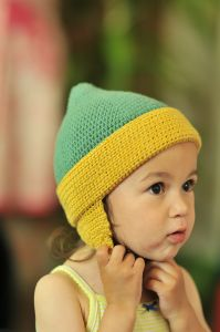 Toddler Earflap Hat