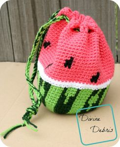 Wonderful Watermelon Bag