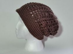 All Weather Taupe Slouch Hat