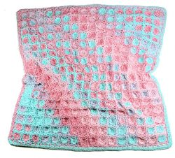 Spun Sugar Blanket