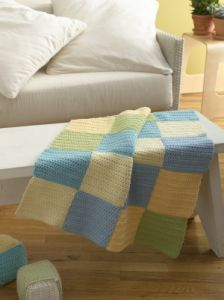 Free: Baby Blocks Afghan