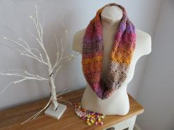 Dolly Mixture Sweetie Crochet Cowl