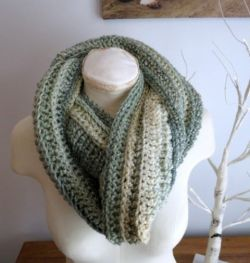 New Beginning Infinity Cowl